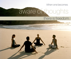 thought processing awareness mindfulness