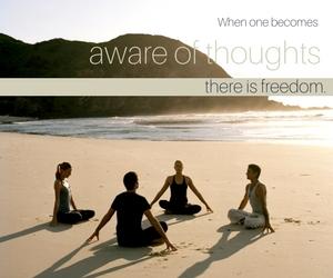thought processing awareness mindfulness