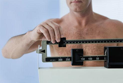 men depression signs symptoms weight