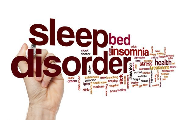 men depression sleep disorder