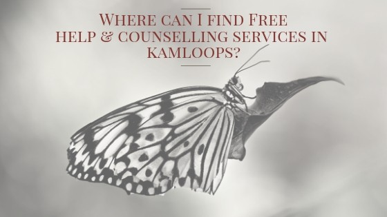 free mental health kamloops counselling support