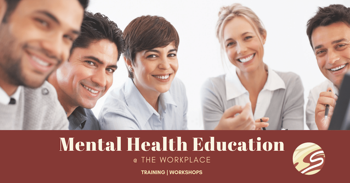 workplace mental health education workshop
