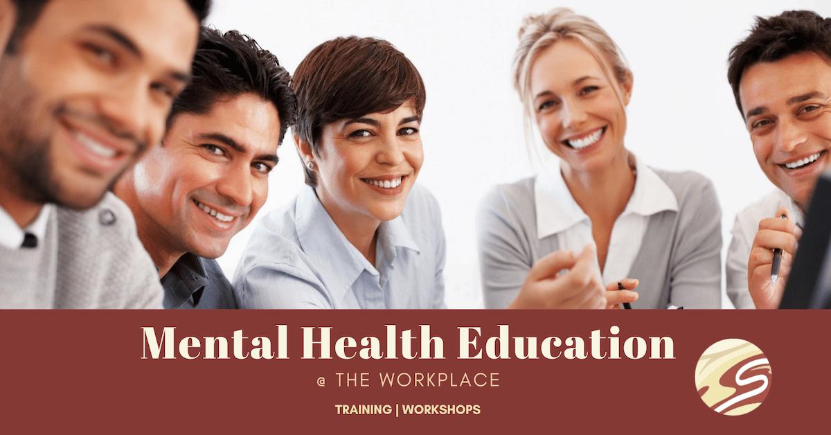 workplace mental health education workshop