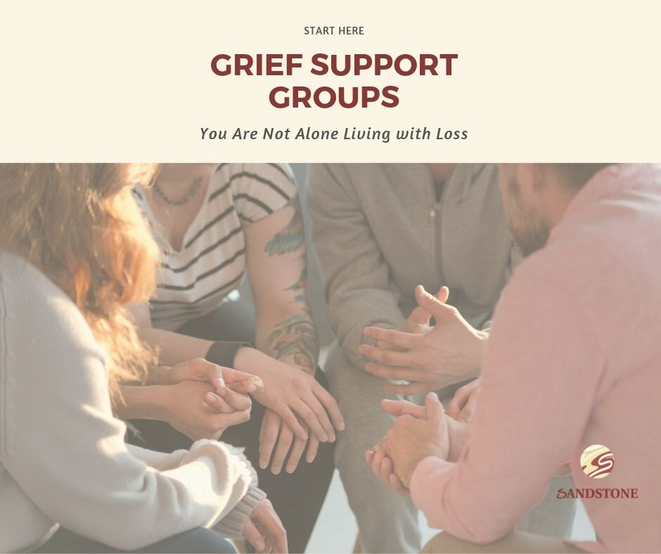 grief bereavement support groups