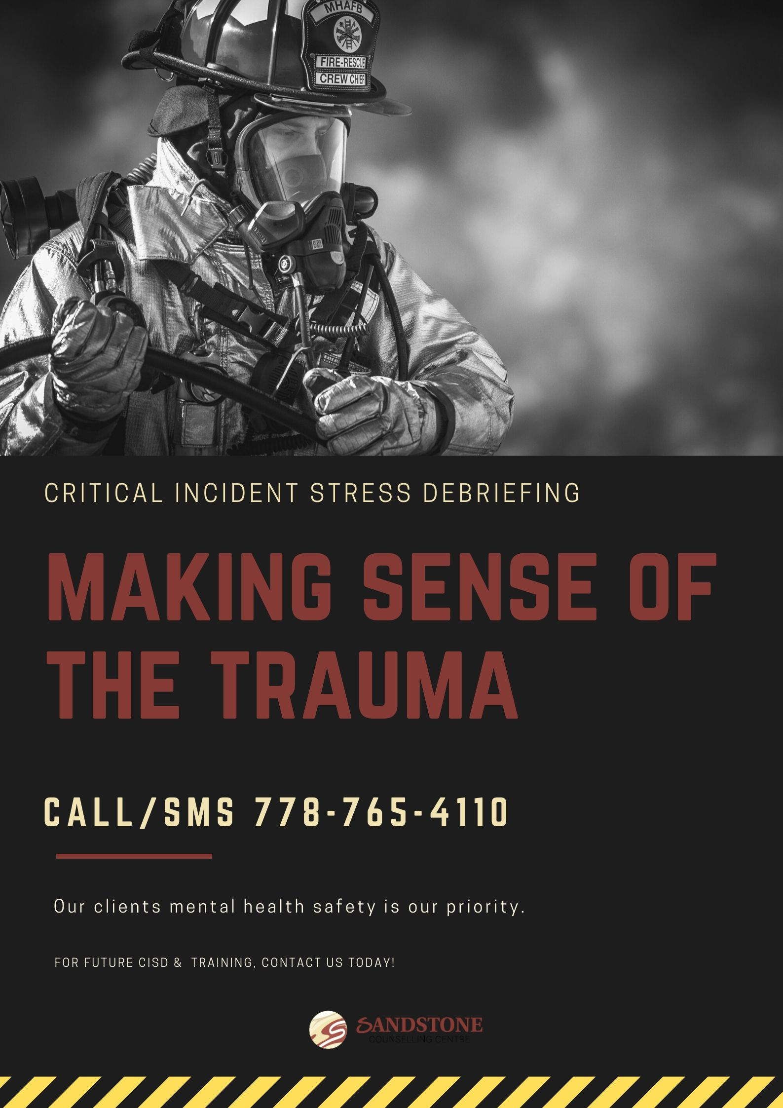 CSID CISM Trauma Crisis Counselling